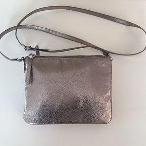 OLD NAVY Metallic Crossbody Bag